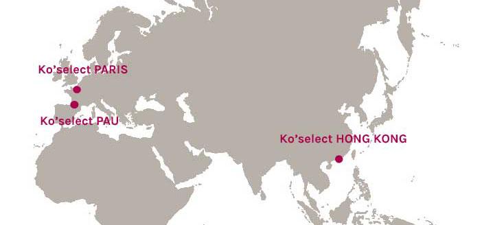 Les agences Ko'select